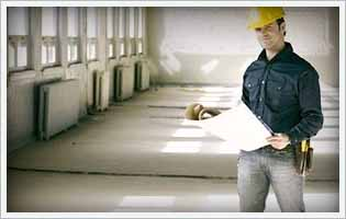 Home page for Home under construction insurance